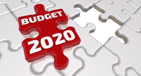 Budget 2020 - At a Glance, Overview, Outlook